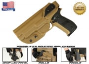 G-Code XST RTI Sig 226 & 229 Left Hand Holster (Coyote)