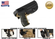G-Code XST RTI Sig 226 & 229 Right Hand Holster (Black)