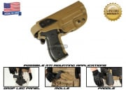 G-Code XST RTI Holster for Sig 226 & 229 (Right Hand/HOLSTER ONLY) Coyote