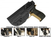 G-Code XST Standard Holster for Sig 226 & 229 (Non-RTI/Left Hand/HOLSTER ONLY) Black