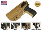 G-Code XST Standard Holster for Sig 226 & 229 (Non-RTI/Left Hand/HOLSTER ONLY) Coyote