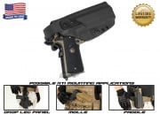 G-Code XST RTI Holster for 1911 ( Right Hand / HOLSTER ONLY ) Black