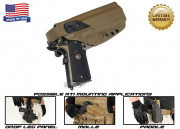 G-Code XST RTI 1911 Right Hand Holster ( Coyote )