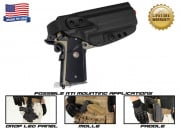 G-Code XST RTI 1911 w/ Rail Right Hand Holster (Black)