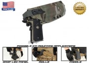 G-Code XST RTI Holster for 1911 w/Rail ( Right Hand / HOLSTER ONLY ) Multicam