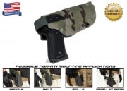 G-Code XST Standard Holster for Beretta M9 and M9 w/ Rail (Non-RTI/Right Hand/HOLSTER ONLY) Multicam