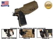 G-Code OSH RTI 1911 Right Hand Holster ( Coyote )