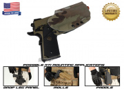G-Code OSH RTI Holster for 1911 w/ Rail ( Right Hand / HOLSTER ONLY ) Multicam