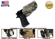 G-Code OSH RTI Holster for Beretta M9 and M9 w/ Rail (Right Hand/HOLSTER ONLY) Multicam