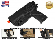G-Code XST RTI Holster for USP (Left Hand/HOLSTER ONLY) Black