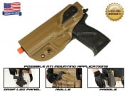 G-Code XST RTI Holster for USP (Left Hand/HOLSTER ONLY) Coyote