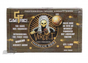 Game Face Verdict High Precision Marker .20g 5000 ct. BBs (Orange)