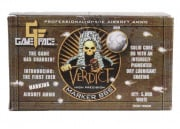 Game Face Verdict High Precision Marker .20g BBs 5000 Rds  (White)