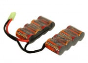 G&G 9.6v 1500mAh NiMh Split Battery for G&G G26
