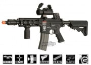 G&G Combat Machine GR16 Rush Blowback M4 Carbine AEG Airsoft Gun (Black)