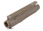 * Discontinued * G&G Plastic Upper Receiver for G4 and CM M4 Blowback (Tan)