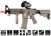 G&G GR15 Raider DST Plastic M4 Carbine Blowback AEG Airsoft Gun (Tan)