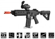 G&G GR4 G26 Electric Blow Back AEG Airsoft Gun ( Black )