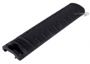 G&G One Rail Cover with Tape-On Panel (Black)