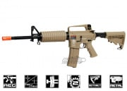 G&G Full Metal TR16 A2 Carbine Desert Tan AEG Airsoft Gun