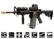 G&G TR16 R4 M4 Carbine Blowback AEG Airsoft Gun (Black)