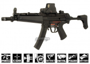 G&G TGM PM5A4 Retractable AEG Airsoft Gun