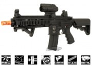 G&G TR4-18 Light M4 Carbine Blowback AEG Airsoft Gun (Black)