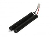 Airsoft GI 12v 2200mAh NiMH Custom Nunchuck Battery