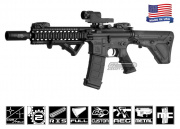 Airsoft GI Full Metal Daniel Defense Factory Lite SBR AEG Airsoft Gun (Custom)