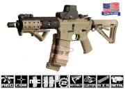 Airsoft GI Custom Full Metal Desert Assault RRW Airsoft Gun