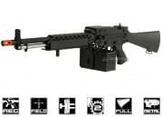 G&P Full Metal US Navy MK23 MG AEG Airsoft Gun