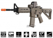 "PTS Magpul MOE 14.5"" M4 Carbine AEG Airsoft Gun (Dark Earth)"