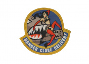 MM Danger Close Patch (Full Color)