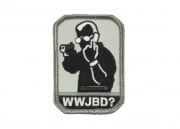 MM WWJBD Patch (SWAT)