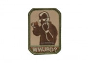 MM WWJBD Patch (Arid)