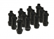 Hakkotsu Thunder B CO2 Sound Grenades Distraction Device Package w/ Core & Pins - 12 Pack (Black)