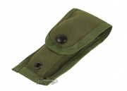 (Discontinued) HSS Single Pistol Magazine Pouch (OD)