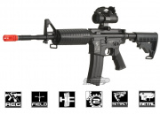 (Discontinued) Colt Full Metal M4-A1 AEG Airsoft Gun By ICS