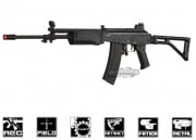 ICS Full Metal Galil AR AEG Airsoft Gun (Black)