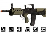 ICS L85 A2 Carbine AEG Airsoft Gun (OD Green/Black)