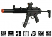 (Discontinued) ICS Full Metal MK5 SD6 AEG Airsoft Gun