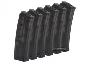 ICS 400rd SIG 551/552 High Capacity AEG Magazine Box Set (6 Pack)