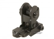 JBU Flip Up Rear Sight for M4 (Round)