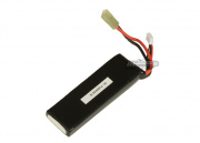 Spartan 11.1V 1500mah 15C LiPo Mini Battery