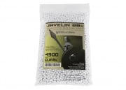 Javelin Airsoft Works 0.23g 4300 BBs  (White)