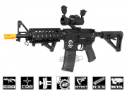 Javelin Airsoft Works Full Metal Javpul M4 CQB Electric BlowBack AEG Airsoft Gun