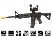 Javelin Airsoft Works Full Metal Javpul M4-A1 Electric BlowBack AEG Airsoft Gun