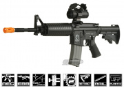 Javelin Airsoft Works M4-A1 Warrior ABS Series Electric Blowback AEG Airsoft Gun