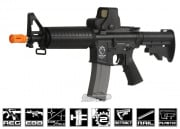 Javelin Airsoft Works M933 Warrior ABS Series Electric Blowback Airsoft Gun