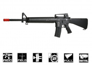 Javelin Airsoft Works Full Metal M16 Battle Rifle AEG Airsoft Gun (Battery & Charger Package)